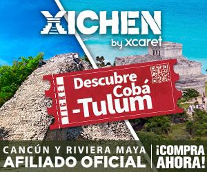 Tour Coba Tulum ES 300x250 Cancun Riviera Maya