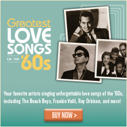 Greatest Love Songs of the '60s at Timelife.com