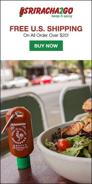 Shop Sriracha2Go.com Today!