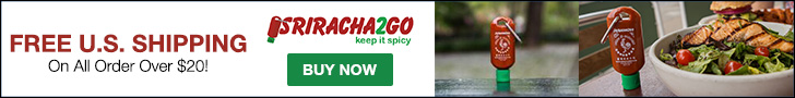 Shop Sriracha2Go.com Today!