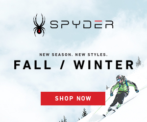 Spyder banner