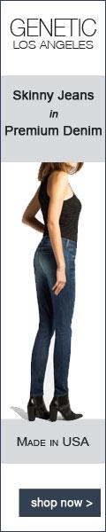Genetic Los Angeles premium skinny jeans