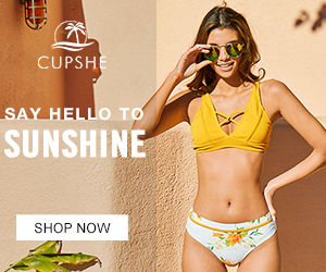 The Forecast: Sunny Skies. Cute Swim! Shop Now!