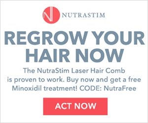 Free Minoxidil - ACT NOW