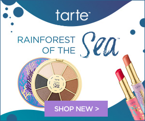 tarte cosmetics banner