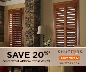 20% Off - Shutters.com