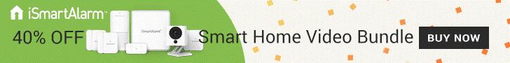 iSmartAlarm.com banner