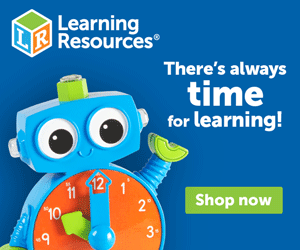 There's always time for learning! Shop now at LearningResources.com!