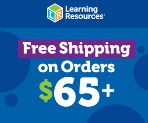 FREE shipping on orders $65+! Shop now at LearningResources.com!