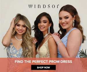 Find the perfect Prom Dress at Windsor! Shop now!