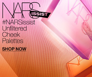 The inimitable NARS powder blush returns in an exclusive palette of hot bronzes and reds.