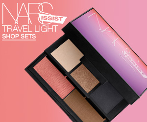 #JetSetter Traveler Sets from NARS Cosmetics
