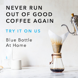 Blue Bottle Coffee - Shop Now