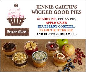 Jennie Garth's Wicked Good Pies