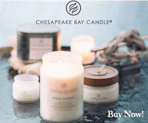Chesapeake Bay Candle banner