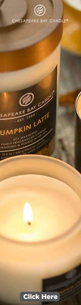 Fall Fragrances by Chesapeake Bay Candle