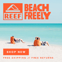 Free Shipping & Free Returns - No Minimum at Reef.com!