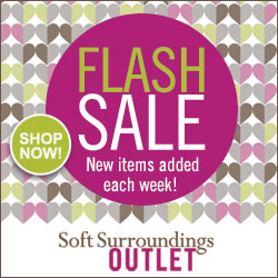 Shop Soft Surroundings Outlet!