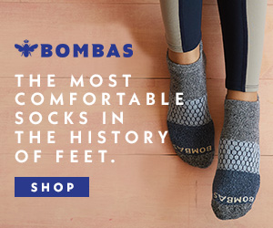 Bombas Triblock Ankle Socks