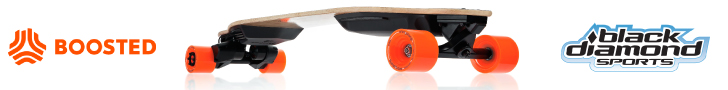 Boosted Electric Board
