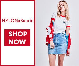 NYLON x Sanrio
