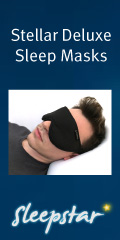 Sleeping mask for men