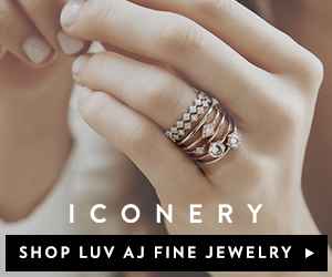 Shop Luv Aj Fine Jewelry on Iconery
