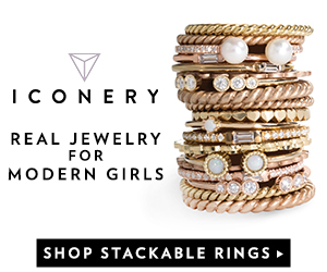 Shop Stackable Rings on Iconery