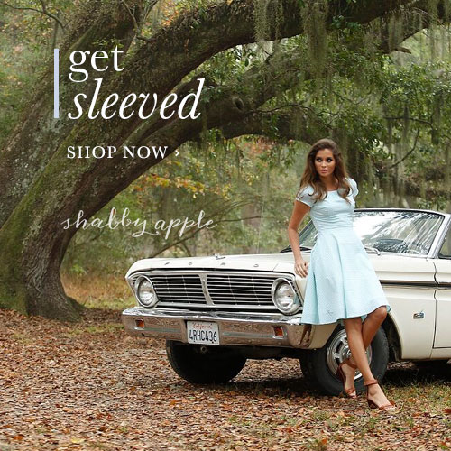Shop timeless retro inspired fashion Shabby Apple & get free shipping on orders over $150 with free returns - Shop now!