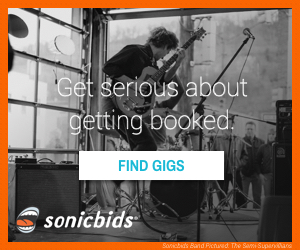 Sonicbids general ad