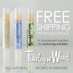 Wrinkle Reducer In A Stick! Reduce Facial Lines In Minutes!