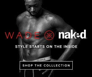 Dwayne Wade Naked Collection