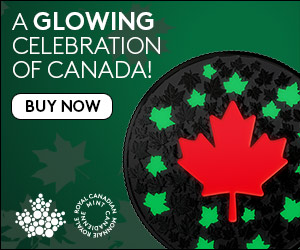 A Glowing Celebration of Canada! Buy Now!