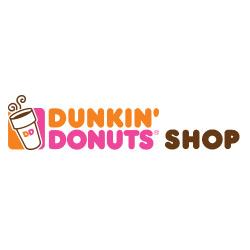 Dunkin' Donuts Shop banner