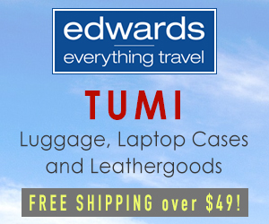 TUMI and FREE SHIPPING