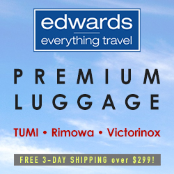 Premium Luggage and Free 3-Day Shipping