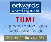 TUMI Luggage and FREE SHIPPING