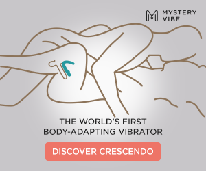 The World's first body-adapting vibrator