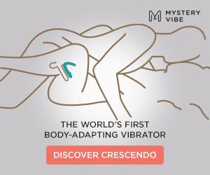 The World's first body-adapting vibrator