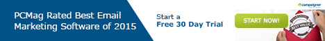 Best Value Email Marketing! Starts at Only $19.95/mo. Start A Free 30 Day Trial Today!
