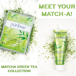 Matcha Green Tea by Purlisse