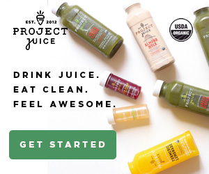 Project Juice banner