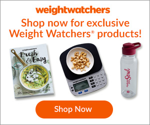 Shop now for exclusive Weight Watchers products! Banner 300x250