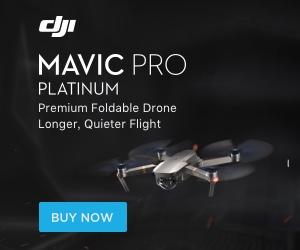 DJI Mavic Platinum