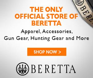 Beretta USA banner