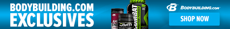 Bodybuilding.com Exclusive Brands