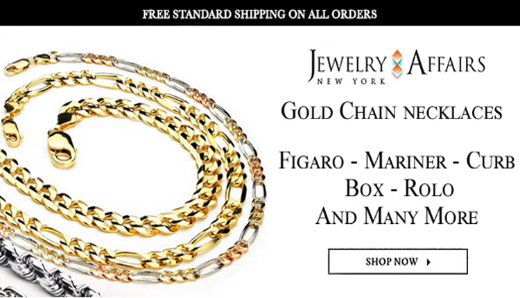 Jewelry Affairs Chains