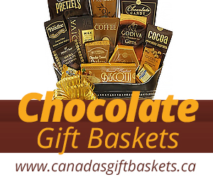 Chocolate Gift Baskets Canada