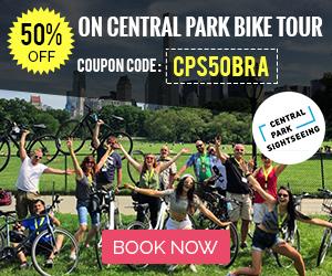 Get 50% OFF on bike tour