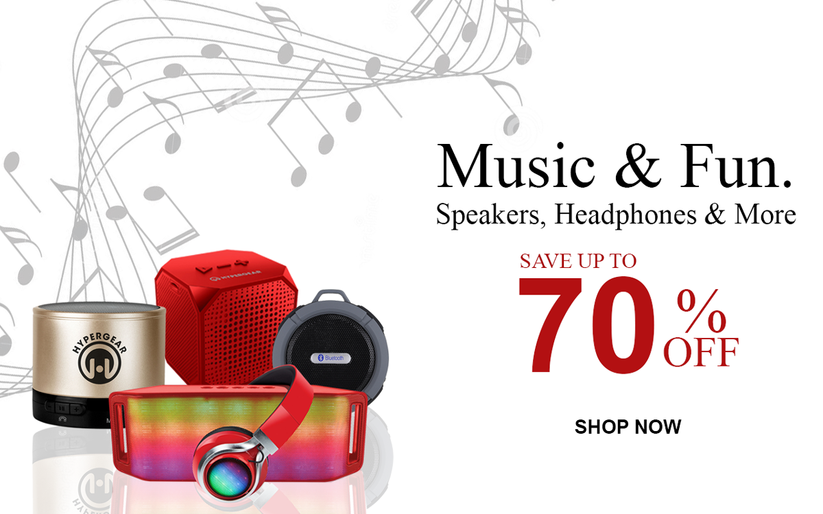 Speakers, Audio & Video Systems
